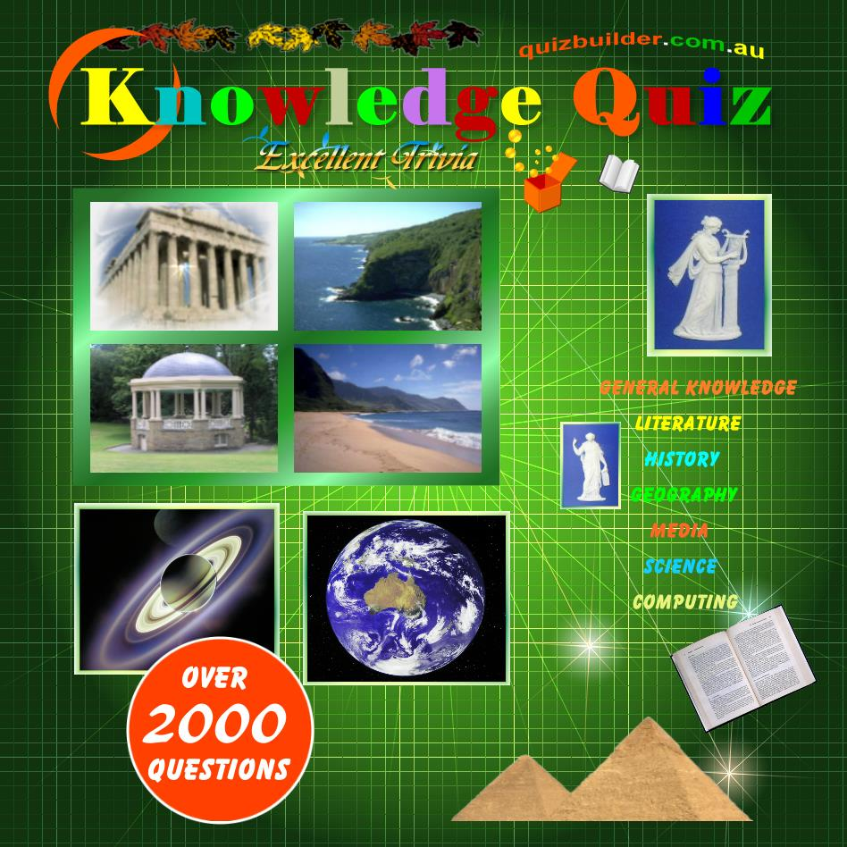 Click to view Knowledge Quiz Trial 1.0 screenshot